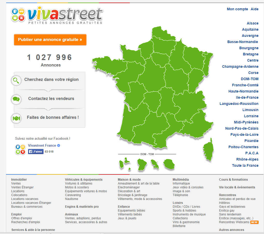 Sites de rencontre gratuit 2014